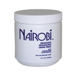 Nairobi Smokeless Detangling Creme Press 4oz