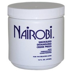 Nairobi Smokeless Detangling Creme Press 16oz