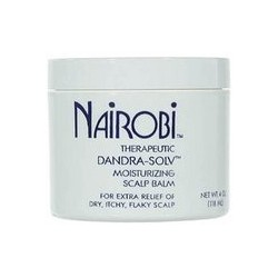 Nairobi Therapeutic Dandra-Solv Moisturizing Scalp Balm 4oz