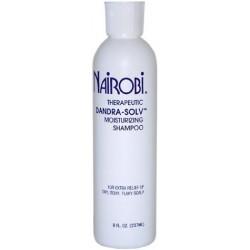 Nairobi Therapeutic Dandra-Solv Moisturizing Shampoo 8oz