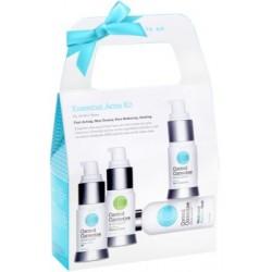 Essential Acne Care Kit (De acción rápida, no graso, reducción de poros, curación)