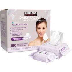 Kirkland Signature Toallitas húmedas Diarias 150 ct