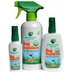 Greenerways Natural Insect Repellent (Group of 3-pc.)