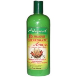 Alopecil Apretol Cinnamon And Rosemary Rinse Cream 16 Oz.