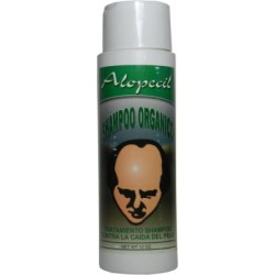 Alopecil Champú Orgánico 8 Oz. (Regenera Tus Raíces De Cabello)