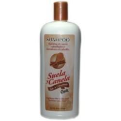 Capilo's Sole & Cinnamon Shampoo 16 Oz.