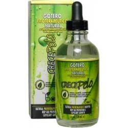 Crece Pelo Natural Gotero Fitoterapeutico 4.25 oz.