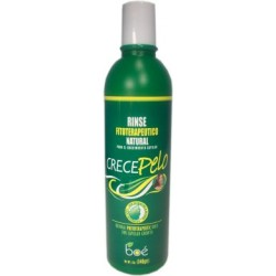 CrecePelo Natural Phitoterapeutic Conditioner For Capilar Growth 12 oz.