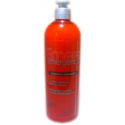 Crom Emergencia Shampoo Hair Treatment for Scalp and Damaged Hair 16 Oz.