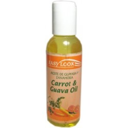 Easy Look Carrot and Guava Oil 4 Oz.