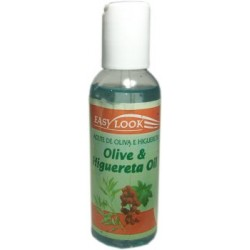 Easy Look Olive and Higuereta Oil 4 Oz.