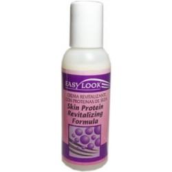 Easy Look Skin Crema Revitalizante Con Proteinas De Seda 4 Oz.