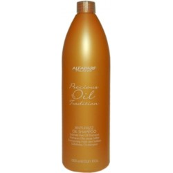 Alfaparf Precious Oil Tradition Anti-Frizz Oil Shampoo 1000ml/33.81oz
