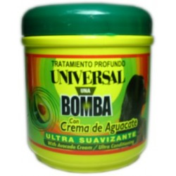 Faviola Carret Treatment Universal A Boom In 3 Steps with Avocado Cream 16 Oz.