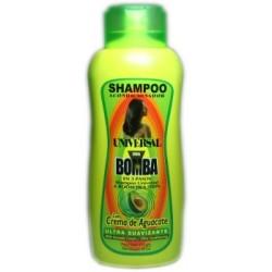 Faviola Carret Shampoo Acondicionador Universal con Crema de Aguacate 16 oz.