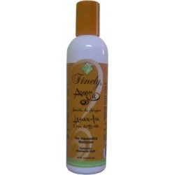 Finely Leave-In Cera de Brillo con Aceite de Argan 8oz