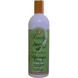 Finely Argan Oil Shampoo - Hair Rejuvenating Moisturizer 473ml/16oz