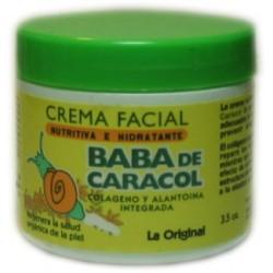 Halka Baba de Caracol Crema Facial 3.5 Oz.