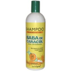 Halka Baba De Caracol Shampoo Regenerativo 16 Oz.