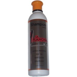 La Plancha Hair Shampoo Extra Straight Deep Clean 13 oz.