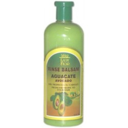 Lady Fior Avocado Balsam Rinse 16 Oz. -12 Vitamins