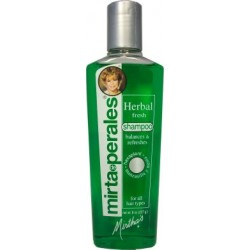 Mirtha De Perales Herbal Fresh Shampoo 8 oz.