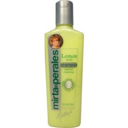 Mirtha de Perales Lemon Fresh Shampoo 8 oz.