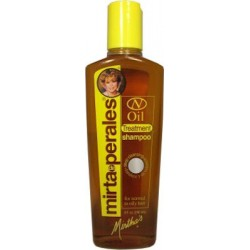 Mirtha De Perales Oil Treatment Shampoo 8 Oz.