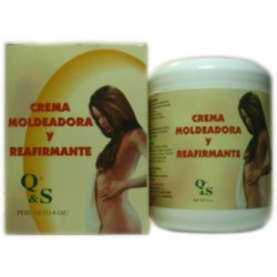 Q&S Body Molding Cream 8 Oz.