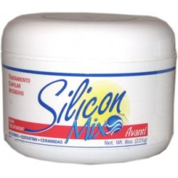 Rivas Silicon Tratamiento De Choque 8 oz.