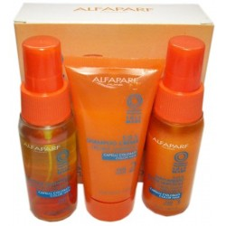 Alfaparf Sole Mare S.O.S Kit Week-End Color Hair