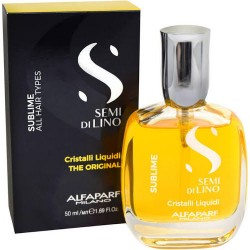 Alfaparf Semi Di Lino Sublime Cristalli Liquidi Instant Brightening Serum 50ml/1.69oz