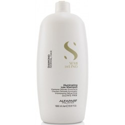 Alfaparf Semi Di Lino Diamante Champú Delicado Illuminador Cabello Normal 1000ml/33.8oz