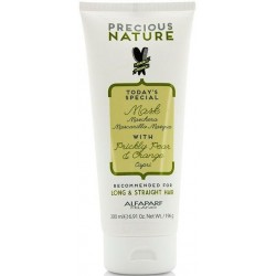 Alfaparf precious Nature Today's Special Mask with Prickly Pear & Orange Capri 200ml/6.91oz (For Long & Straight Hair)