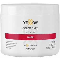 Alfaparf Yellow Máscara Protectora del Color 500ml/17.3oz