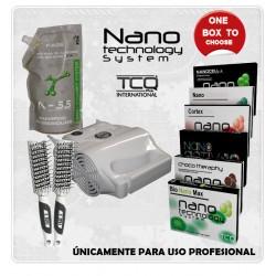 TCQ Nano Technology System Kit Nanoqueratina 1 (Choco Therapy)