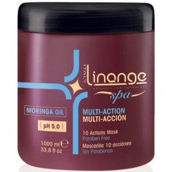 Linange Spa 10 Actions Moringa Oil Mask 1000ml/33.8oz