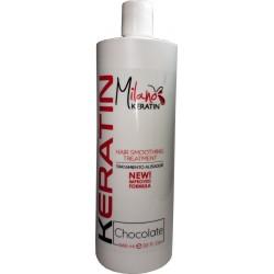 Milano Keratin Chocolate Hair Smoothing Treatment 32oz