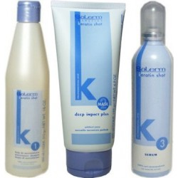 Salerm Keratin Shot Maintenance Group (3 items)