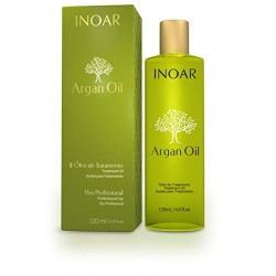Inoar Argan Oil Treatment Oil 120 ml/4 oz