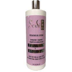 SODIPRO HYDRATION SHAMPOO WITH PISTACHIO OIL & COLLAGEN 32oz/ 946 ml