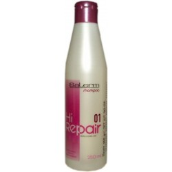 Salerm Hi Repair 01 Shampoo 250 ml.
