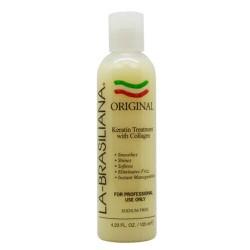 La-Brasiliana UNO Keratin And Collagen Shampoo 125 ml/4.23 Oz