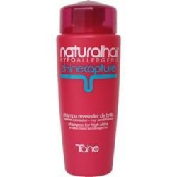 Tahe Naturalhair Shinecapture Shampoo for High Shine 250 ml - Colour/damaged Hair