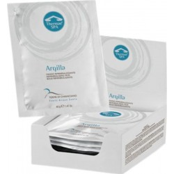 Thermae SPA Argilla Remineralizing Mud (Box with 6 sachets of 1.41oz each)