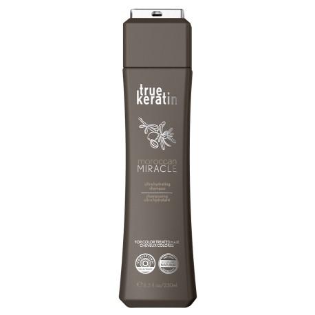 True keratin Moroccan Miracle Shampoo 250ml/8.5oz