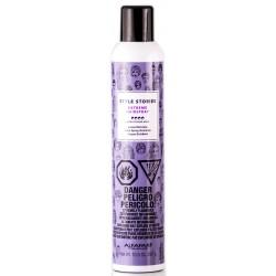 Alfaparf SDL Illuminating Volumizing Hairspray Extra Strong Hold 10.6 oz.