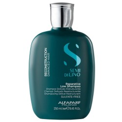 Alfaparf Semi Di Lino Reconstruction Damaged Hair Reparative Low Shampoo 1250m