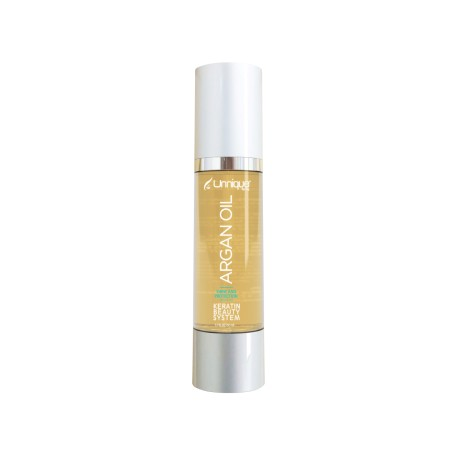Unnique KBS Argan Oil 4.5oz /120 ml(Shine, Protection with Delicate Fragrance)