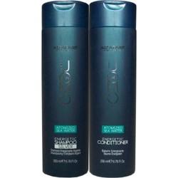 Alfaparf UOMO-MAN (1)Energetic Shampoo Silver (1)Energetic Conditioner 200ml